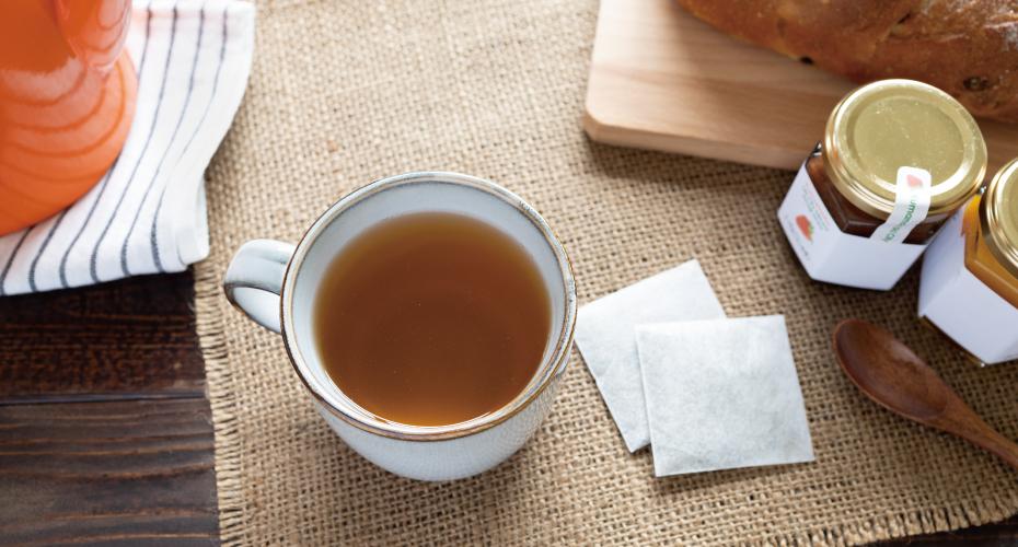 グァバ茶葉